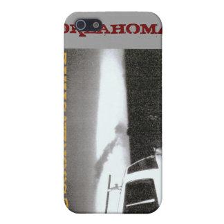 MÁS PRONTO EL TORNADO OKLAHOMA 2004 DEL ESTADO iPhone 5 CARCASAS