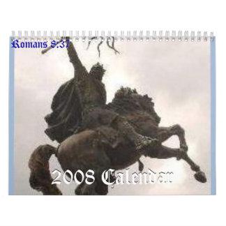 Más que calendario de los conquistadores 2008