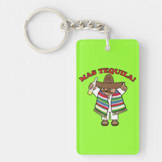 Mas Tequila! Keychain