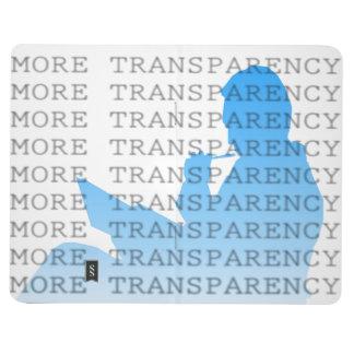 Más transparencia cuadernos