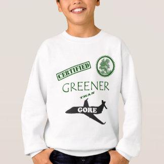 Más verde certificada que Gore Sudadera