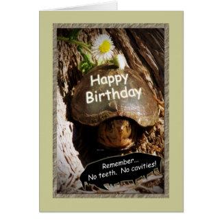 Más viejo cumpleaños cada vez mayor felicitacion