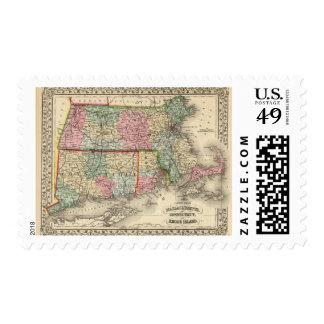 Masa, conec, mapa de RI de Mitchell Envio