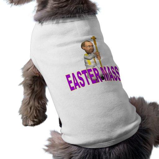 Masa de Pascua Playera Sin Mangas Para Perro