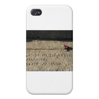 Masa de Salem iPhone 4 Fundas