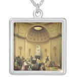 Masa en la capilla expiatoria, 1830-48 colgante cuadrado