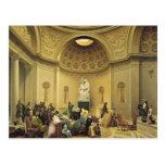 Masa en la capilla expiatoria, 1830-48 tarjetas postales