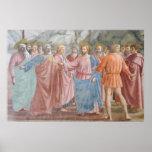 Masaccio Art Poster