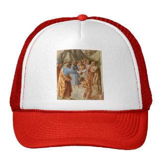 Masaccio: Bautismo de los neófitos Gorro De Camionero