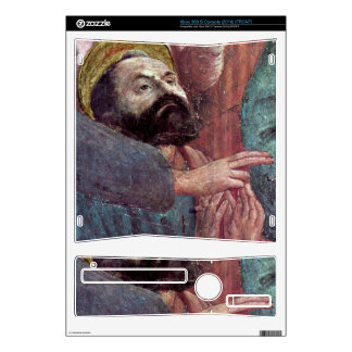 Masaccio - Brancacci Chapel - awakening Theophilus Skin For Xbox 360 S