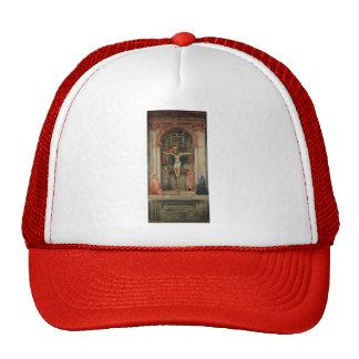 Masaccio: The Trinity Mesh Hats