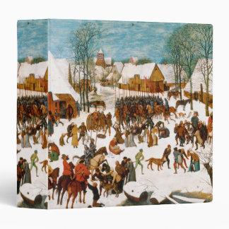 Masacre de los Innocents de Pieter Bruegel