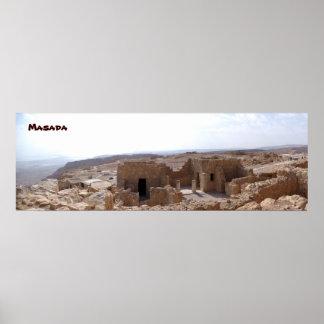 Masada Póster