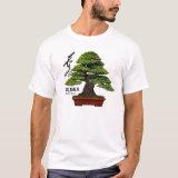 Masahiko Kimura Bonsai Master T-Shirt