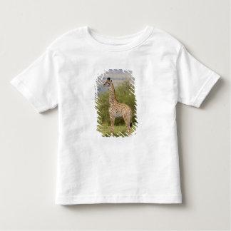 Masai Giraffe (Giraffa camelopardalis 2 Toddler T-shirt