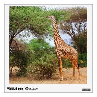 Masai Giraffe Wall Skin