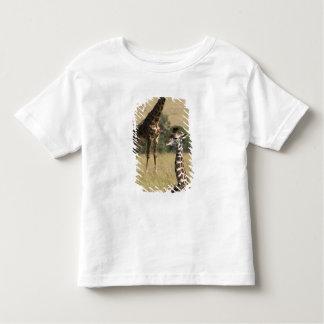 Masai giraffes, Giraffa camelopardalis T-shirt