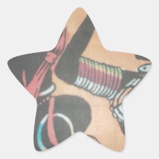 MASAI Hakuna Matata.JPG Colcomanias Forma De Estrella
