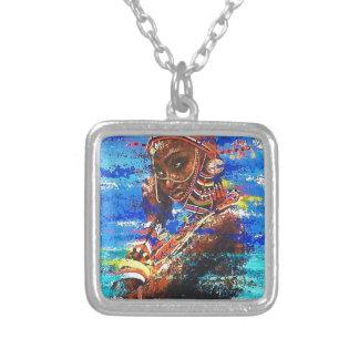 Masai Maiden Custom Jewelry
