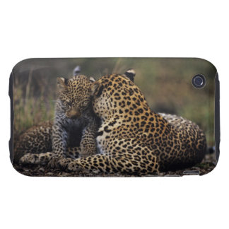 Masai Mara National Reserve 5 Tough iPhone 3 Case