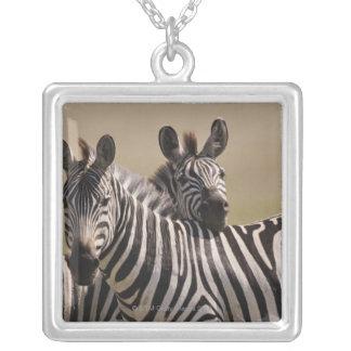 Masai Mara National Reserve, Kenya, Jul 2005 3 Silver Plated Necklace