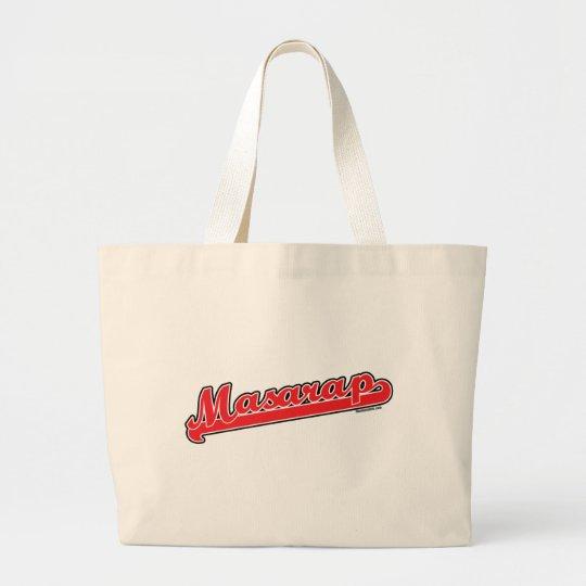 Masarap Large Tote Bag