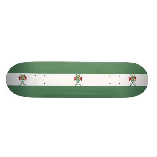 Masaya, New Zealand Skate Board Decks