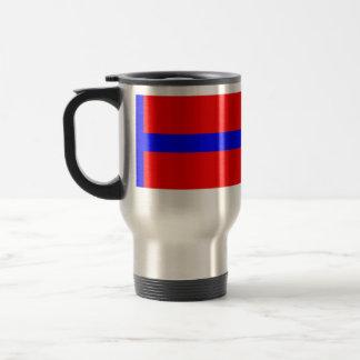 Mascara, Algeria flag Coffee Mugs