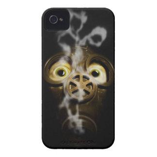 Máscara antigás Case-Mate iPhone 4 carcasa