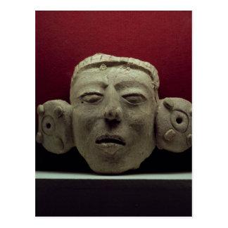 Máscara, ANUNCIO 500-900 Postales