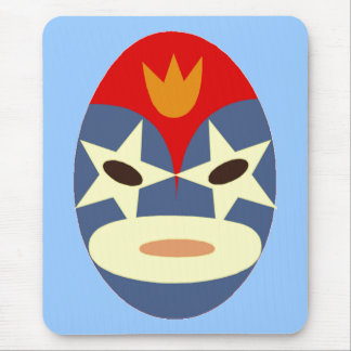Máscara azul de Lucha Libre