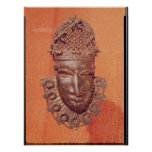 Máscara, Benin Posters