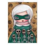 Mascara Card