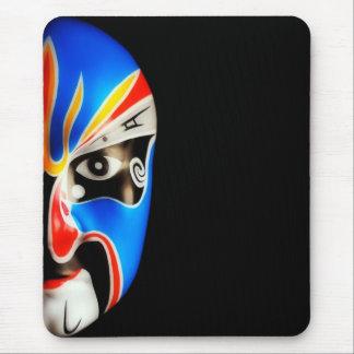 Máscara china de la ópera del regalo el | Pekín Mouse Pads