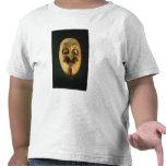 Máscara cómica, teatro de Noh Camisetas