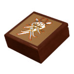 Máscara de la caja de Odin Caja De Regalo