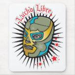 Máscara de lucha mexicana de Lucha Libre Tapete De Ratones