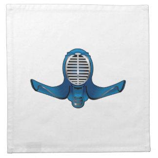 Máscara de Ninja Servilletas De Papel