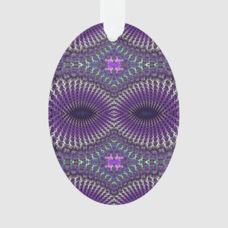 Máscara de ojo de plata púrpura colorida brillante