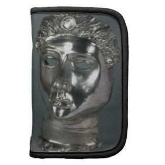 Máscara de plata, romana, 1ra mitad del ANUNCIO de Organizadores