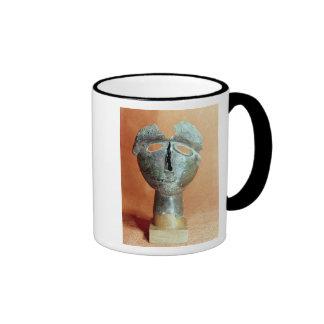 Máscara de una divinidad pirenáica, de Montouse Tazas De Café