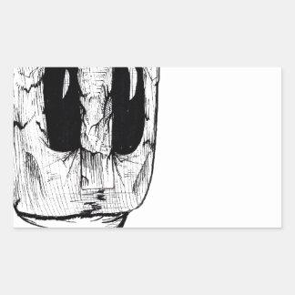 Máscara del búho rectangular altavoces