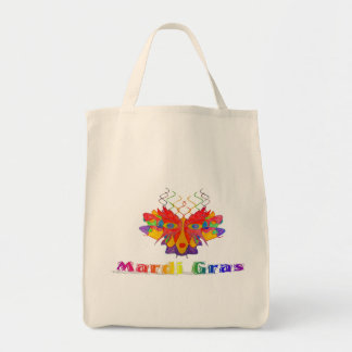 Máscara del carnaval bolsa tela para la compra