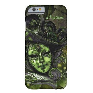 Máscara del carnaval - caso del iPhone 6 del Funda Barely There iPhone 6