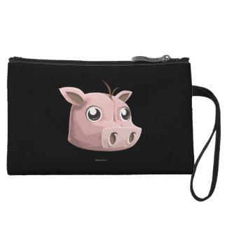 Máscara del cerdo de la interferencia