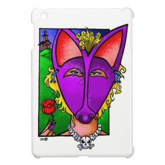Máscara del coyote iPad mini cárcasas