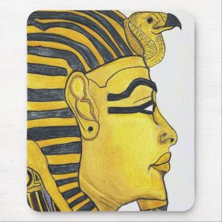 máscara del oro alfombrilla de raton