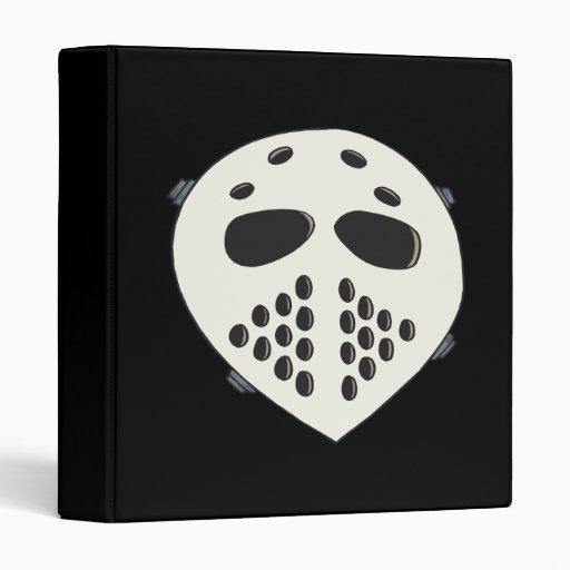 """Máscara del portero carpeta 1"""""""