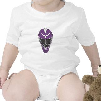 Máscara del portero trajes de bebé