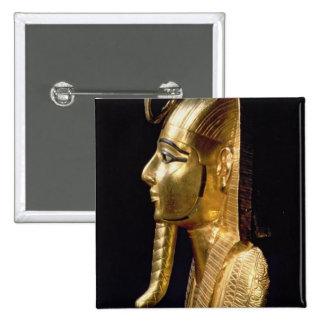 Máscara funeraria de Psusennes I Pin
